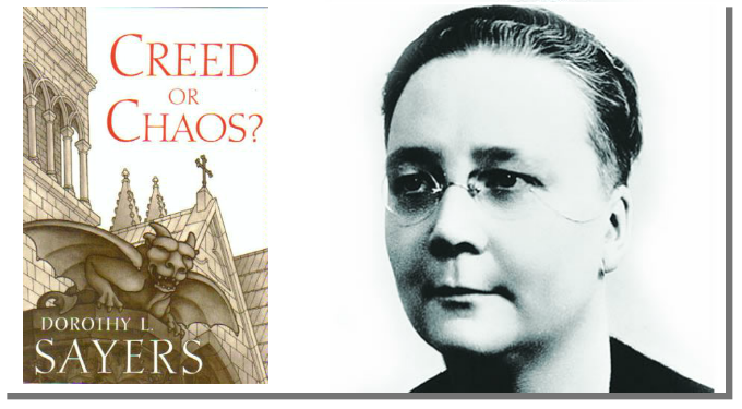 dorothy sayers essay why work Sayers summary, chapter-by-chapter analysis, book notes, essays, quotes, character descriptions, lesson plansi did not realize until the other day that dorothy sayers's classic, foundational, and fantastic essay on work is online.