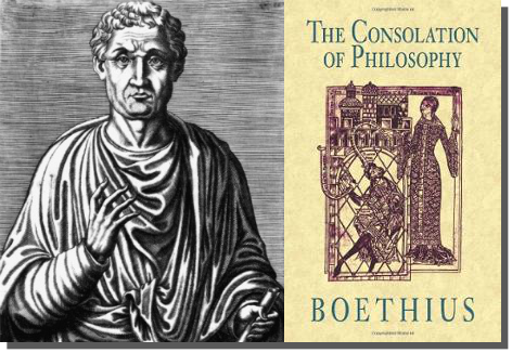 Consolation of Philosophy:Summary of Book V Part I