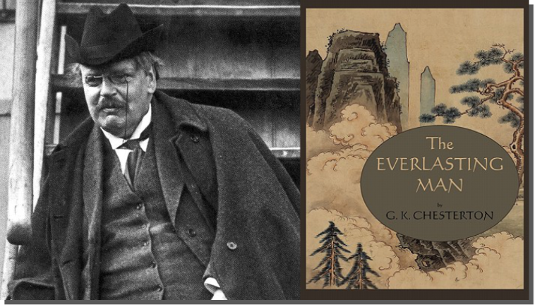 g k chesterton essays —g k chesterton, as i was saying in life, there was always something  unwieldy about gilbert keith chesterton mentally as well as physically, he was a  man.
