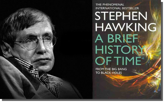 Image result for brief history of time by stephen hawking