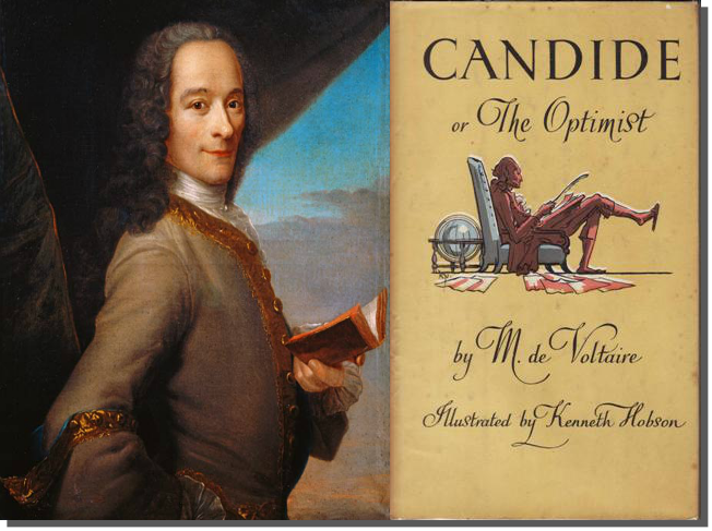 Readings on Candide