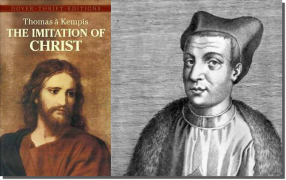 Image result for thomas a kempis imitation of Christ