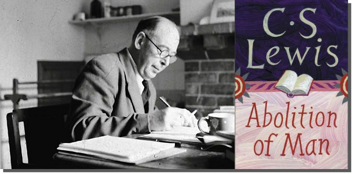 abolition of man cs lewis amazon