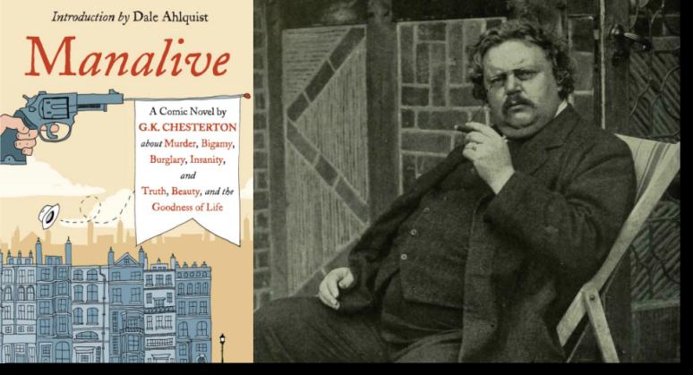 Manalive Chesterton
